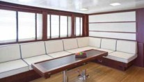 Yacht SAPUCAI -  Salon Seating